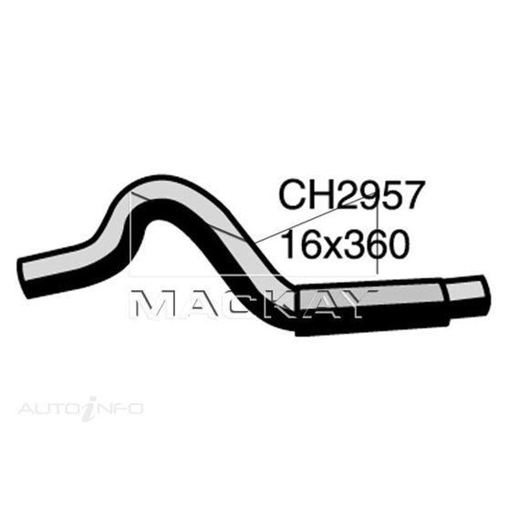 Heater Hose  - FORD LASER KN, KQ - 1.6L I4  PETROL - Manual & Auto, , scaau_hi-res