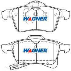 Wagner Brake pad [ Holden Astra & Combo 1998-2011 F ], , scaau_hi-res