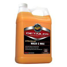 MEGUIARS CITRUS BLAST WASH & WAX 3.78L, , scaau_hi-res