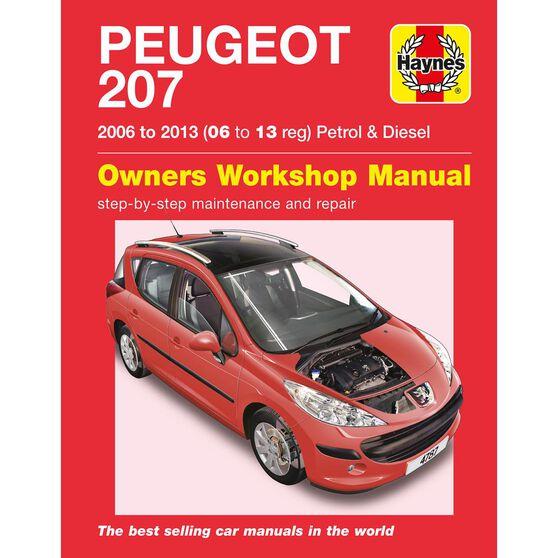 PEUGEOT 207 PETROL & DIESEL (2006 - 2009), , scaau_hi-res