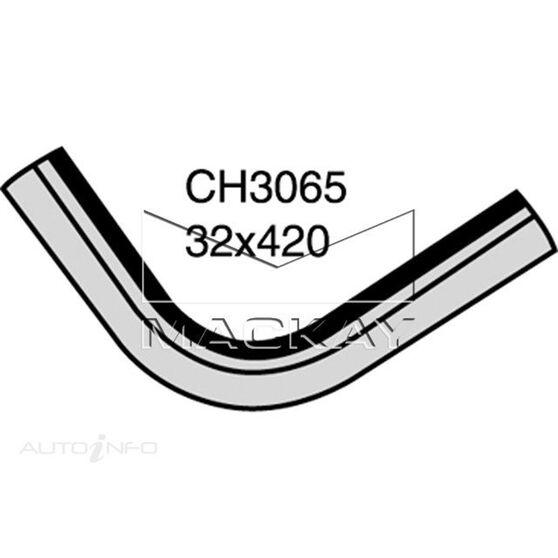 Radiator Upper Hose  - TOYOTA CORONA TT132R - 1.8L I4  PETROL - Manual & Auto, , scaau_hi-res