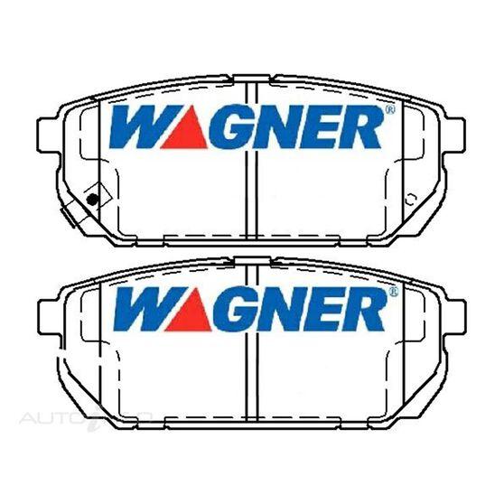 Wagner Brake pad [ Kia Sorento 2002-2009 R ], , scaau_hi-res
