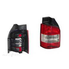 VOLKSWAGEN TRANSPORTER  T5  08/2004 ~ ONWARDS  TAIL LIGHT    LEFT HAND SIDE, , scaau_hi-res