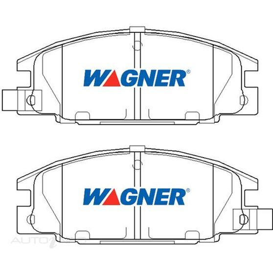 Wagner Brake pad [ Holden & Isuzu 1980-02 F ], , scaau_hi-res