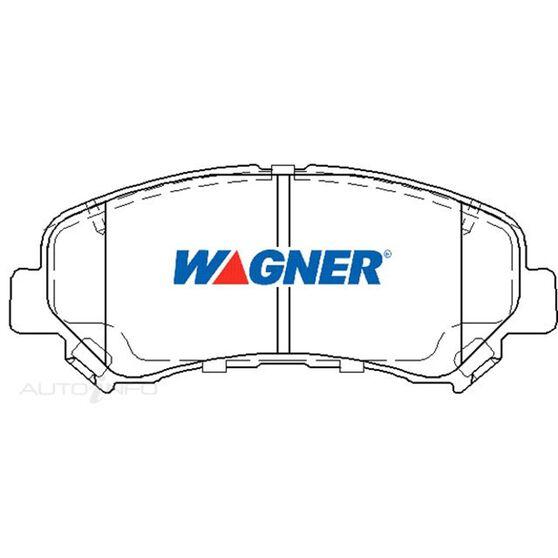 Wagner Brake pad [ Nissan & Suzuki 2007-2014 F ], , scaau_hi-res