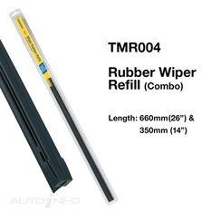WIPER TRIDON RUBBER COMBO 26IN & 14IN, , scaau_hi-res