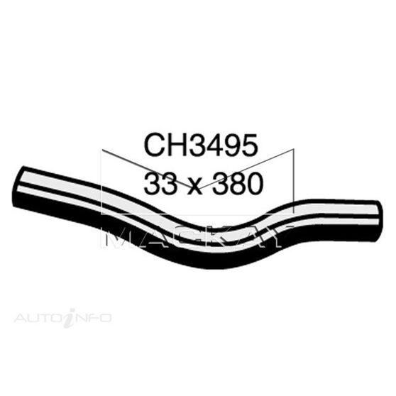 Radiator Upper Hose  - TOYOTA CROWN MS123R - 2.8L I6  PETROL - Manual & Auto, , scaau_hi-res