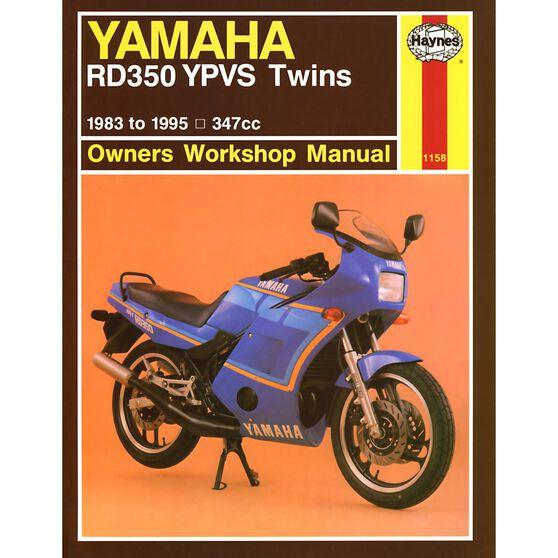 YAMAHA RD350 YPVS TWINS 1983 - 1995, , scaau_hi-res