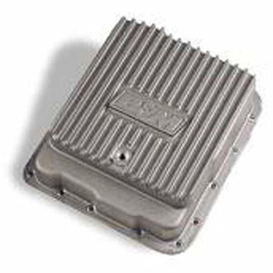B&M CAST DEEP ALLOY PAN 4L80E LATE MODEL COMMODORE/ CHEV 4SP, , scaau_hi-res