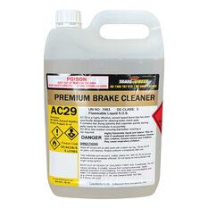 Budget Brake Cleaner - 5L Flourinated Bottle