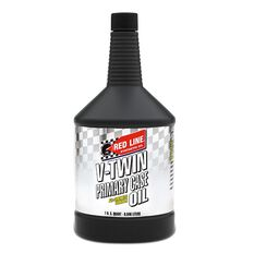 REDLINE V-TWIN PRIMARY CASE OIL, 1 QUART / 946ML