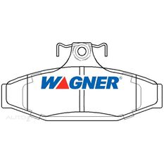 Wagner Brake pad [ Ford/Holden 1980-03 R ], , scaau_hi-res