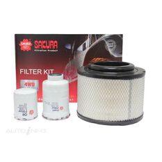FILTER KIT OIL AIR FUEL FORD, , scaau_hi-res
