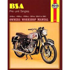 BSA PRE-UNIT SINGLES 1954 - 1961, , scaau_hi-res