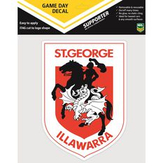 DRAGONS ITAG GAME DAY DECAL
