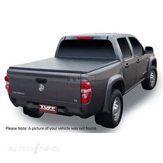 COURIER DUAL CAB WITHOUT SPORTS BAR, HEADBOARD EZ TOP UTE COVER, , scaau_hi-res