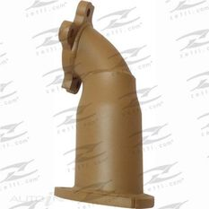 FORD RANGER/BT MAZDA DUMP PIPE ASSEMBLY, , scaau_hi-res