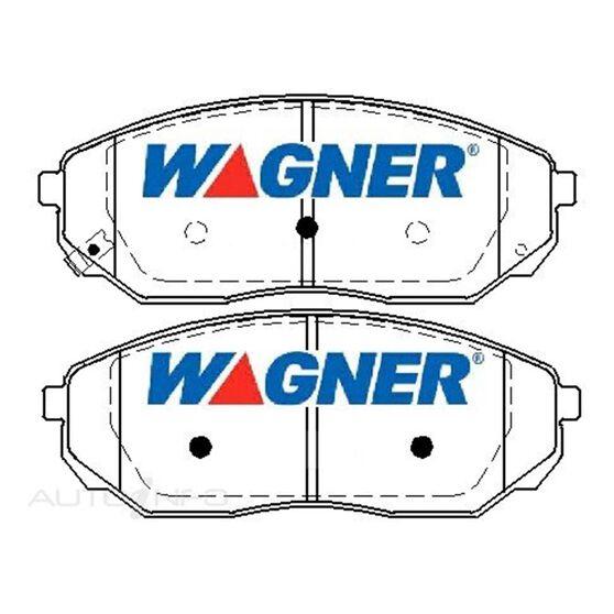Wagner Brake pad [ Kia 2002 - 2009 F ], , scaau_hi-res