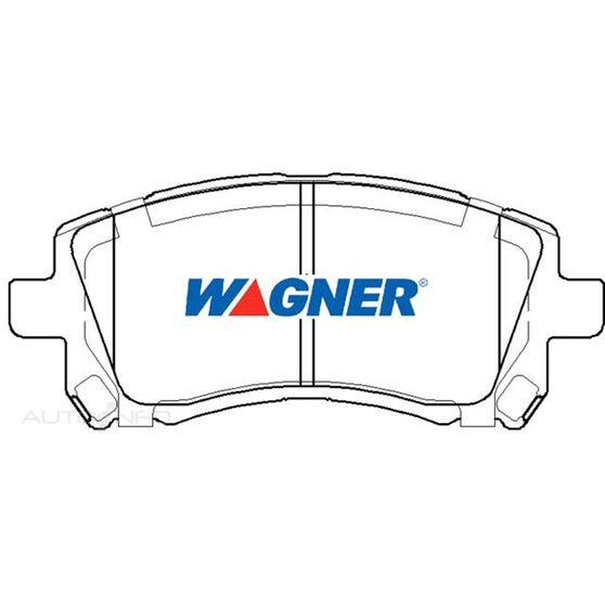 Wagner Brake pad [ Subaru 1996-2003 F ], , scaau_hi-res