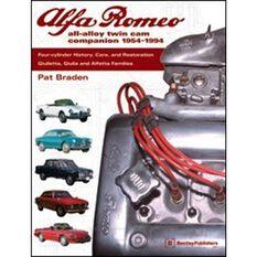 ALFA ROMEO ALL-ALLOY TWIN CAM COMPANION 1954-1994 9780837602752