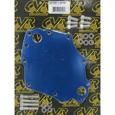 FORD 351C CLEVELAND BLUE ELECTRIC WATER PUMP BACKING, , scaau_hi-res