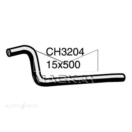 Heater Hose  - SUBARU FORESTER SF - 2.0L F4  PETROL - Manual & Auto, , scaau_hi-res