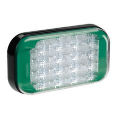 MDL 41 GREEN LED WARNING LAMP, , scaau_hi-res