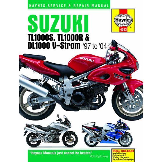 SUZUKI TL1000S/R & DL1000 V-STROM 1997 - 2004, , scaau_hi-res