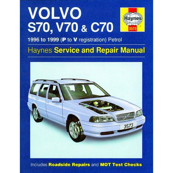 VOLVO S70, V70 & C70 PETROL (1996 - 1999), , scaau_hi-res