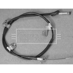 HONDA CIVIC 1.4 (EU7) 01-06 BRAKE CABLE- RH REAR, , scaau_hi-res