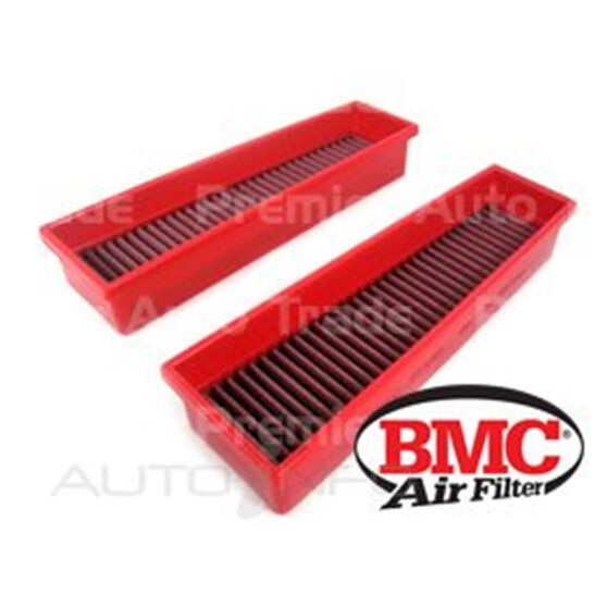 BMC AIR FILTER BMW X5 X6 M SERIES V8 - Kit Of 2 Filters, , scaau_hi-res