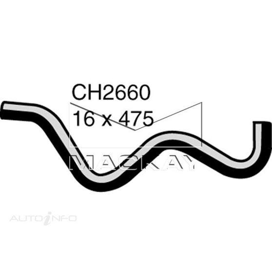 Heater Hose  - MITSUBISHI NIMBUS UF - 2.4L I4  PETROL - Manual & Auto, , scaau_hi-res