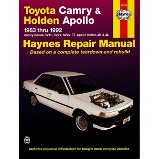 TOYOTA/HOLDEN CAMRY (83-92)/APOLLO (89-93), , scaau_hi-res