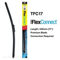 TRIDON FLEXCONNECT BLADE 430MM 17IN, , scaau_hi-res