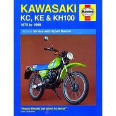 KAWASAKI KC, KE & KH100 1975 - 1999, , scaau_hi-res
