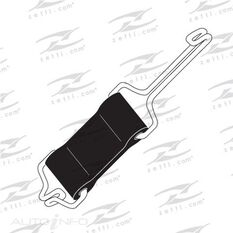FIAT 125,127,128 RUBBER HANGER, , scaau_hi-res