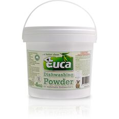 EUCA DISHWASHING POWDER 4KG, , scaau_hi-res