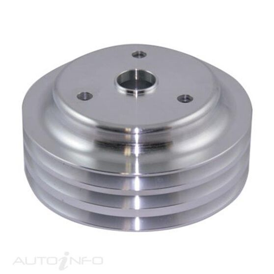 ALLOY PULLEY TRPL GROOVE LWR LWP