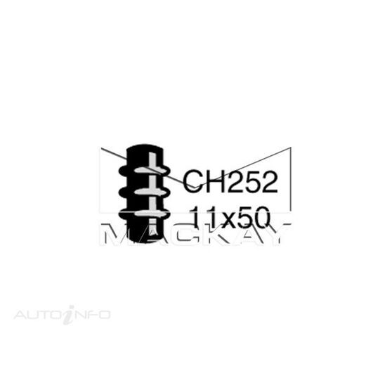 Engine By Pass Hose  - AUSTIN A40 . - 1.1L I4  PETROL - Manual & Auto, , scaau_hi-res