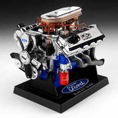 FORD B/B 427 SOHC 1.6 SCALE DIECAST ENGINE REPLICAS, , scaau_hi-res
