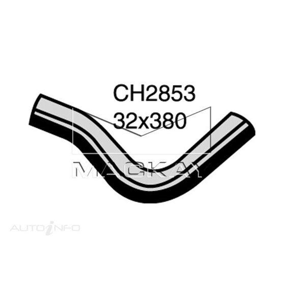 Radiator Upper Hose  - TOYOTA DYNA YY100R - 1.8L I4  PETROL - Manual & Auto, , scaau_hi-res