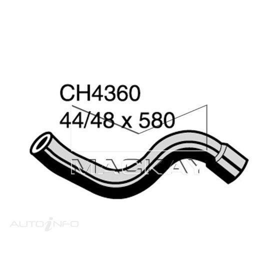 Top Hose PORSCHE 928  V8 *, , scaau_hi-res