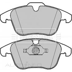 FORD GALAXY 06- FRONT BRAKE PADS, , scaau_hi-res