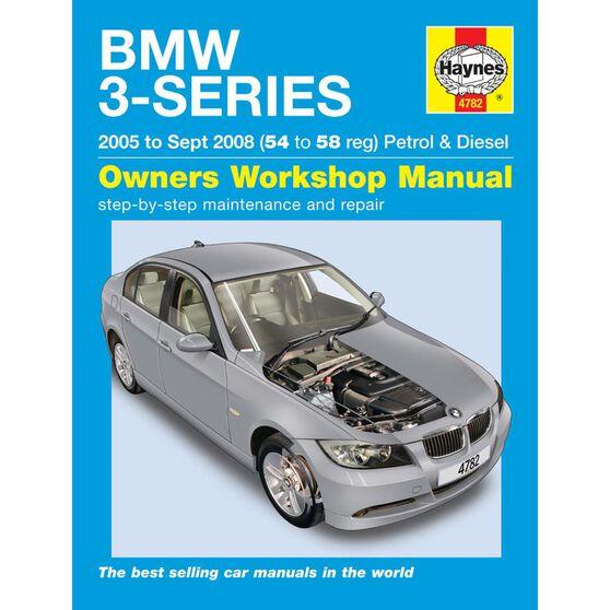 BMW 3-SERIES PETROL & DIESEL (2005 - 2008), , scaau_hi-res