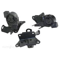 NISSAN X-TRAIL  T30  10/2001 ~ 08/2007  ENGINE MOUNT  LEFT HAND SIDE  2.5 LITRE INLINE 4 PETROL AUTOMATIC- (QR25), , scaau_hi-res