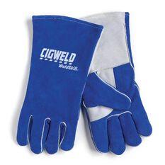 Heavy Duty Welding Gloves c/w Quality Leather & Kevlar Stitching