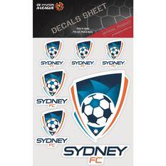 SYDNEY FC ITAG DECALS SHEET, , scaau_hi-res