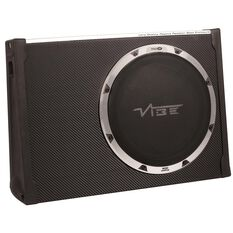 "ULTRA SHALLOW PASSIVE RADIATOR 12"" BASS ENCLOSURE, , scaau_hi-res"