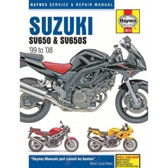 SUZUKI SV650 & SV650S 1999 - 2008, , scaau_hi-res