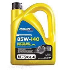 NULON 2.51LT 85W/140 LIMITED SLIP D/ OIL, , scaau_hi-res